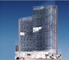 Al-Dasman East & West Towers, Kuwait